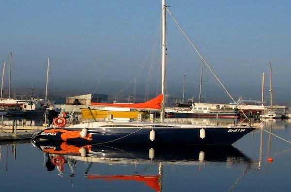 яхта под наем Бизона