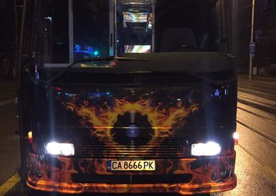 naem na party bus