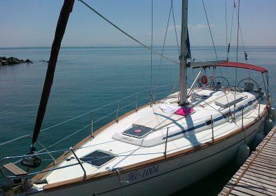 Ветроходна яхта под наем